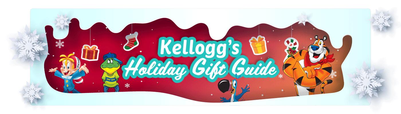 Kelloggs Holiday Gift Guide